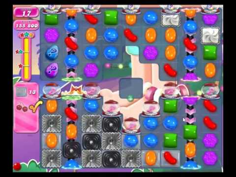 Candy Crush Saga Level 2122 - NO BOOSTERS