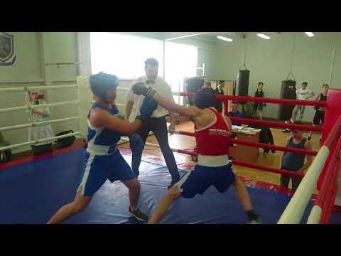 Мой бой.Любительский бокс. Вес до 65 кг. 25.02.18