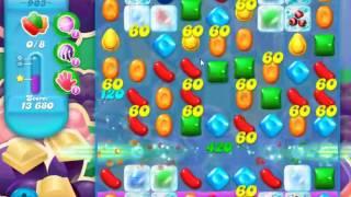 Candy Crush Soda Saga Level 903 - NO BOOSTERS