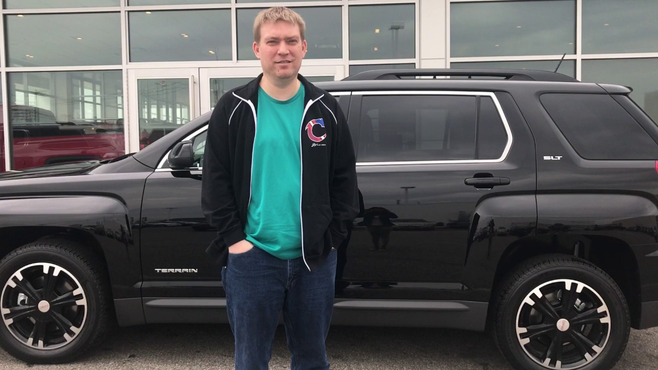 Ryan Drust Shares His New Experience At Axelrod Buick Gmc In Parma Ohio