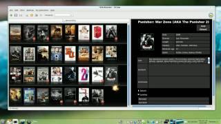 Play Movies From List - GCstar - Ubuntu 9.04