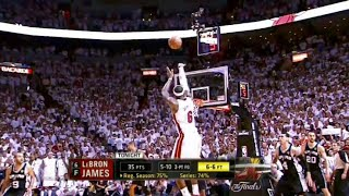 The Game LeBron James Saved His Legacy, HIGHEST PRESSURE EVER!