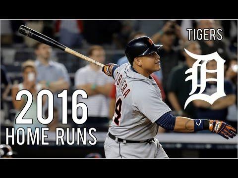 Detroit Tigers | 2016 Home Runs (211)