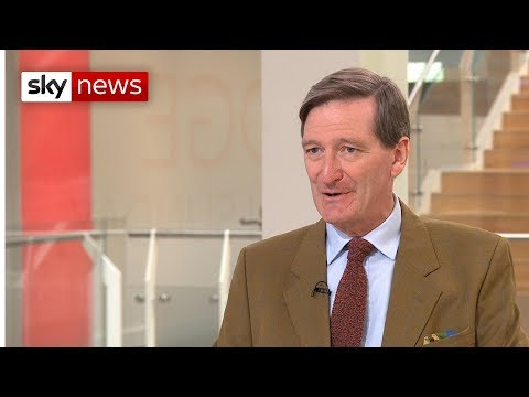 Grieve on Brexit: 'No deal would be catastrophic'