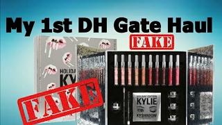 Dh Gate Haul fake Kylie holiday edition box