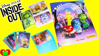 Disney Pixar Inside Out Movie Sticker Album