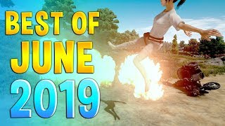 PUBG WTF Best of June 2019 Funny Daily Moments Highlights