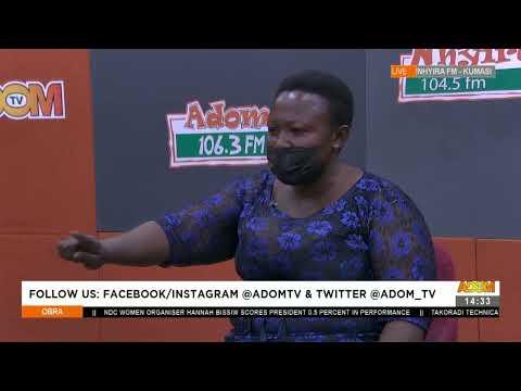 Obra on AdomTV (25-8-21)