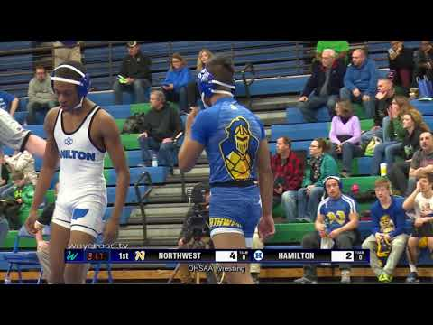The Warrior Duals Wrestling Meet: February 10, 2018