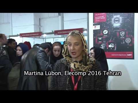 Martina Lübon,Elecomp Tehran 2016 FRN