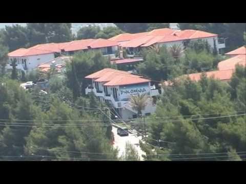 Griechenland, Chalkidiki,Hotel Philoxenia, deutsche Version