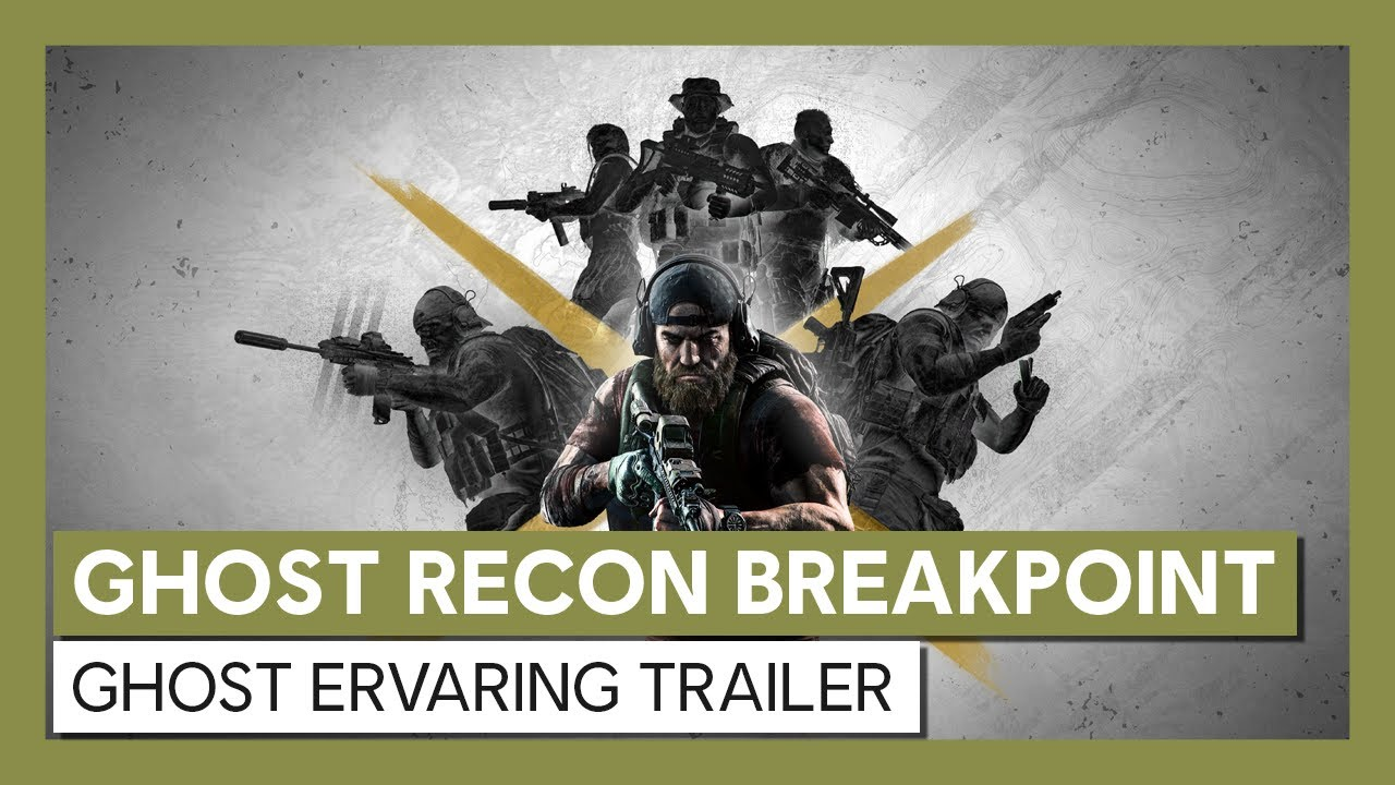 Ghost Recon Breakpoint: Ghost Ervaring - Trailer