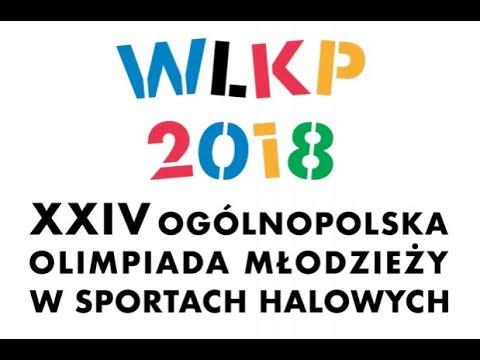 D.5 Ogólnopolska Olimpiada Młodzieży - Szermierka - Konin 2018