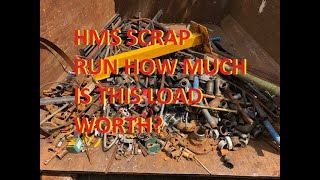 Selling HMS & Aluminium Scrap Metals