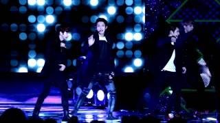 [121231]MBC가요대제전 EXO-K_history