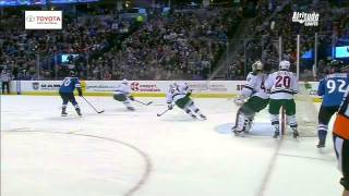 Minnesota Wild vs  Colorado Avalanche 28 02 2015