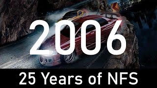 Need for Speed: Carbon (2006) | 25 Years of NFS