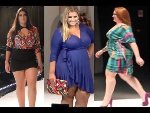 8db6431638a9 Fashion Big Size Dress Marri Gattô - Fashion Weekend VERÃO - YouTube