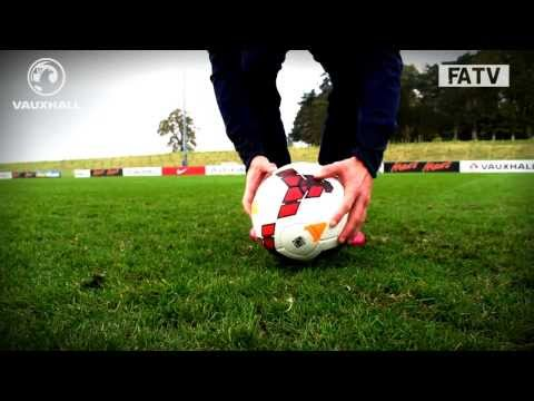 Free-kick Masterclass with James Ward-Prowse, England U21s