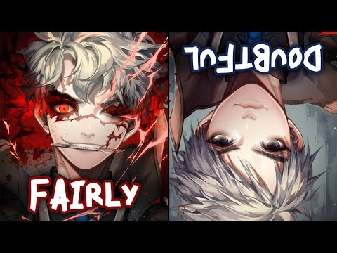 Nightcore - Fairly Local x Doubt (Switching Vocals)
