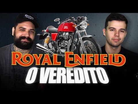 ROYAL ENFIELD NO BRASIL: O VEREDITO! - MOTORAMA #87