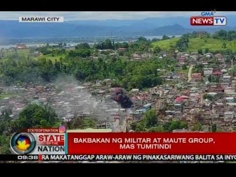 SONA: AFP, planong iwagayway ang watawat ng Pilipinas sa Marawi sa June 12