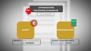 4. VIDEO TUTORIAL  Partner sostenitore Cofinanziatore con risorse economiche