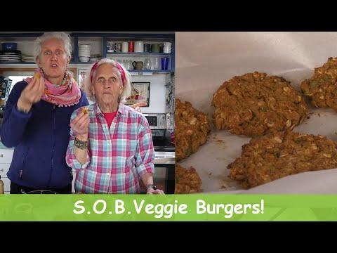 S.O.B. Veggie Burgers!