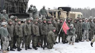 Patriot Missile Training in Poland, B-Roll