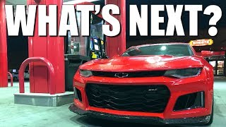 WHAT'S NEXT For My Camaro ZL1?? You Asked, I Answered!!