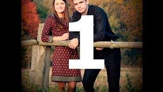 Свадьба 1 часть: Вадим и Эмма Сергиеня (7 декабря 2013)