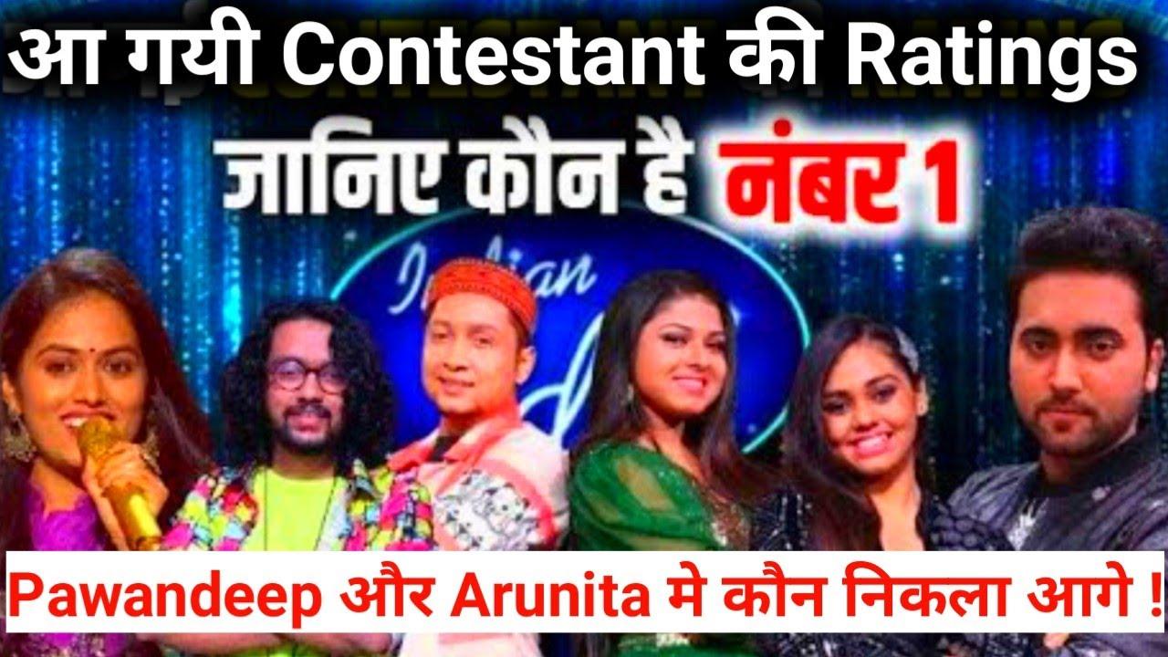 Indian Idol Season 12 Official Promo Contestant की Voting Trend आयी सामने, Pawandeep & Arunita !