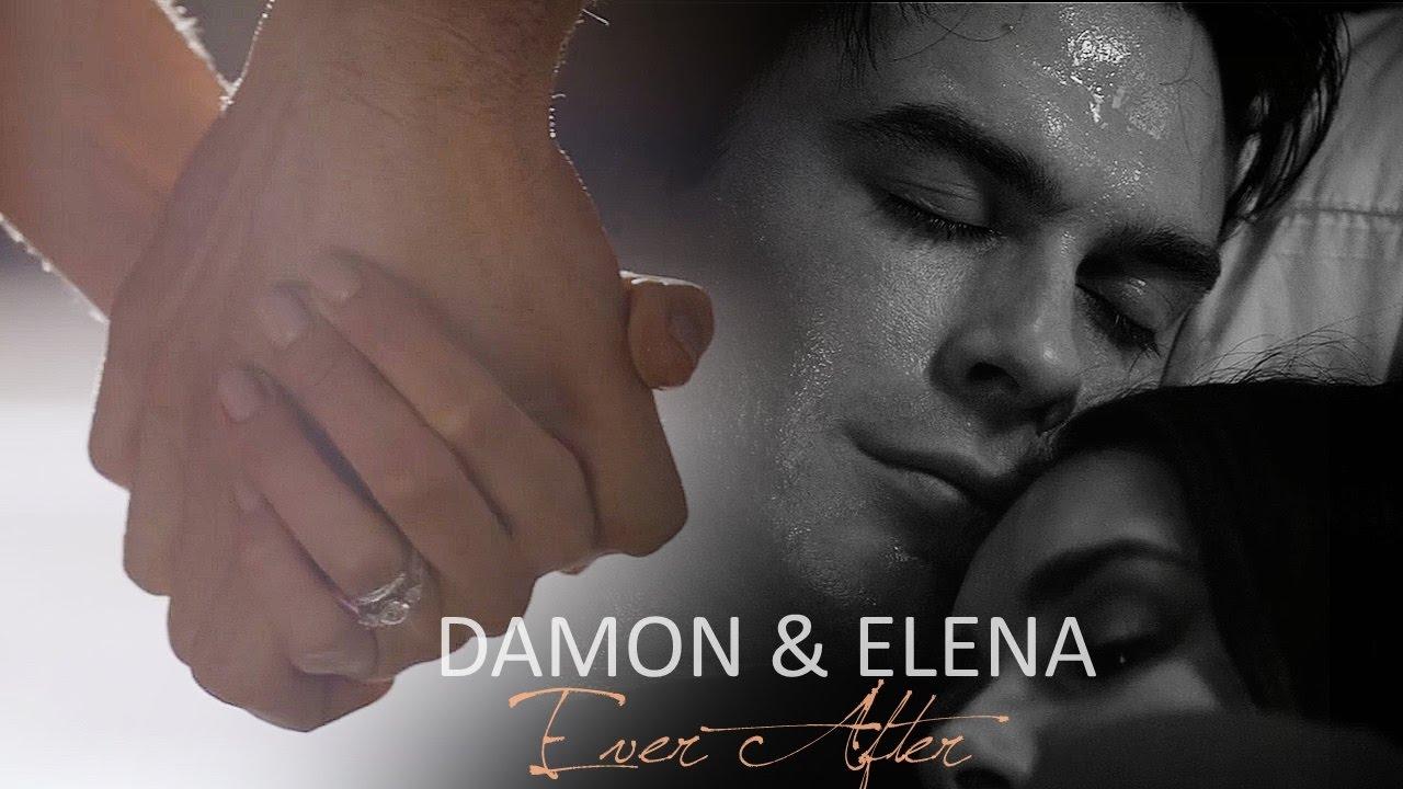 damon and elena 6x06 ending a relationship