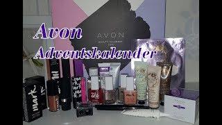 Avon Adventskalender/ Beauty Рождественский календарь/ распаковка и обзор, а вы хотите такой???