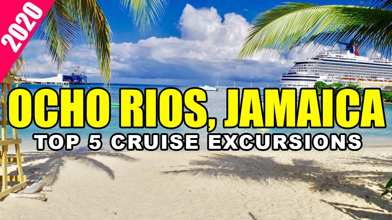 My Top 5 Cruise Excursions to do in Ocho Rios, Jamaica 2020!