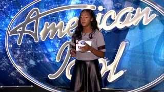 american idol audition kelly clarkson s a moment like this cover by anise daniel