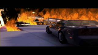 Knight Rider 2 Game Intro HD