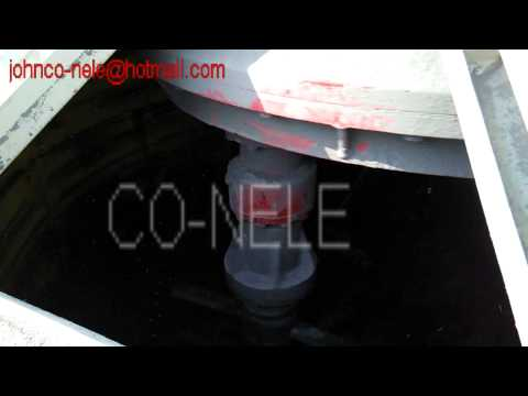Planetary Concrete Mixer With Rapid Mixing Blade