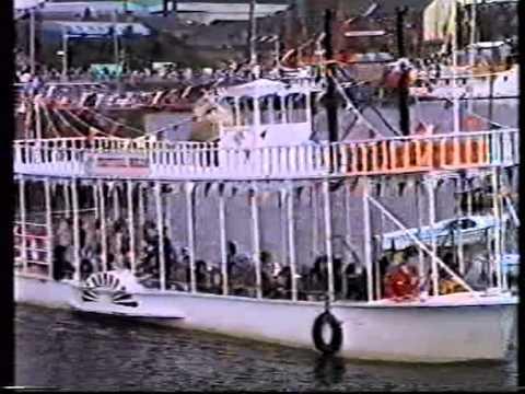 GLASGOW GARDEN FESTIVAL '88
