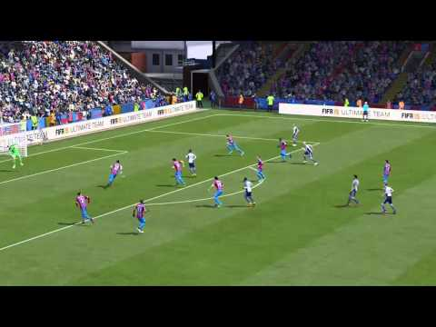 FIFA 15 Jolean Lescott Screamer Crystal Palace vs WBA