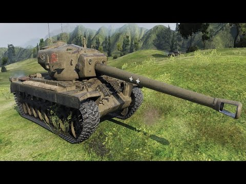World of Tanks T34 - 8 Kills 7,8K Damage