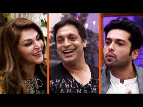 Starry Nights With Sana Bucha | Fahad Mustafa and Shoaib Akhtar | Eid Day 1 - Complete Show