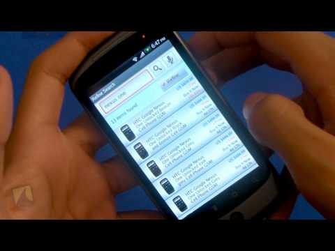 Official EBay Android App By EBay Mobile | Droidshark.com Video Review For Android