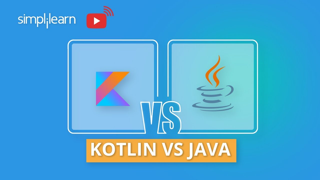 Kotlin vs Java | Kotlin or Java For Android Development | Kotlin And Java Difference