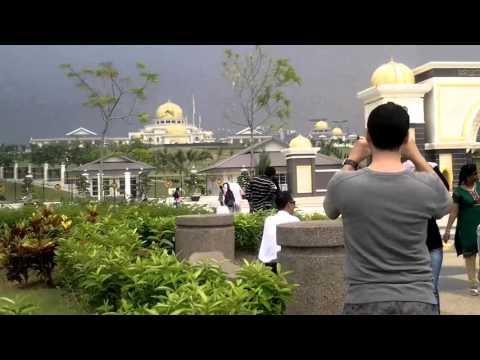 Malaysia Sultan Palace  Visit 2013