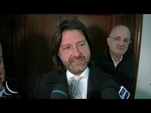 Intervista al presidente del Potenza, Caiata ed al...