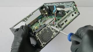 How to Disassembly Dell Optiplex USFF 9020 9010 7010 990