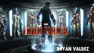 Blue (Da Ba De) - Eiffel 65 (ironman 3 intro/ost)