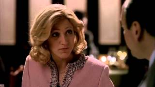 Tony made peace with Carmela - The Sopranos HD