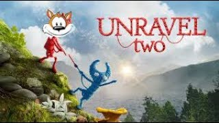 Unravel Two Livestream ps4 pt3